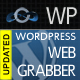 Web Grabber WordPress Plugin - Tag based web extractor WordPress plugin